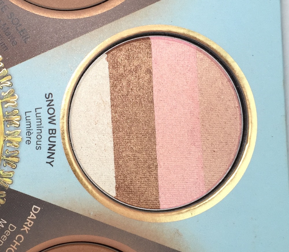 Too Faced The Little Black Book of Bronzers - Snow Bunny