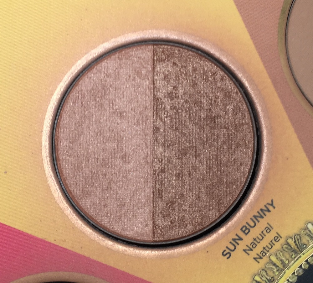 Too Faced The Little Black Book of Bronzers - Sun Bunny