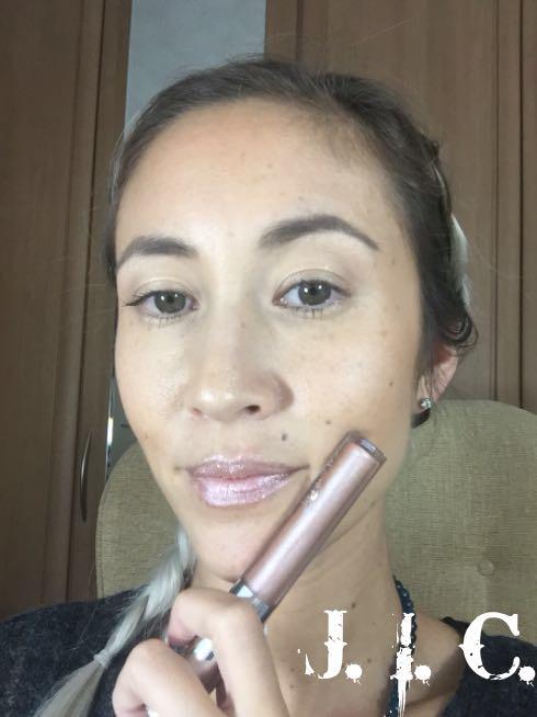 Colourpop Ultra Metallic Lip in JIC