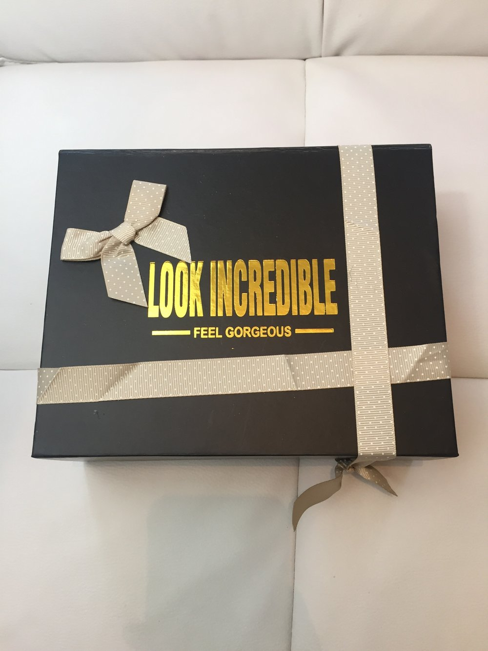 Look Incredible November Beauty Box