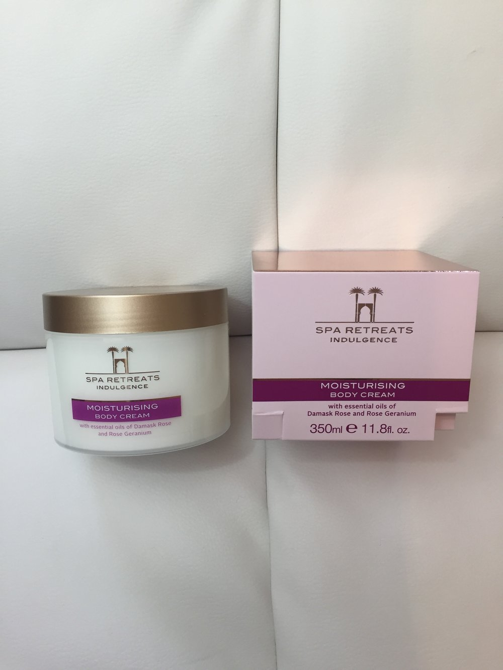 Spa Retreats Indulgence Moisturising Cream