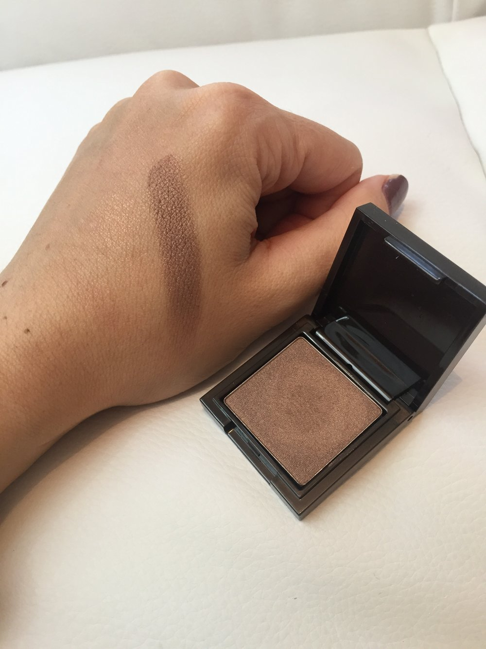 Korres Colour Sunflower & Primrose Eyeshadow in 31 Bronze Brown
