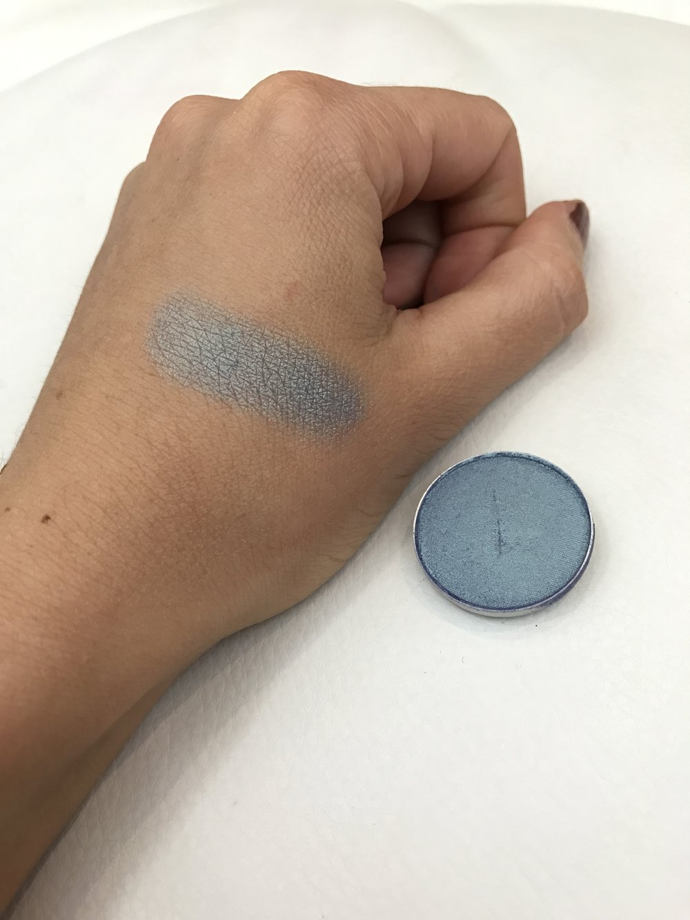 MAC Eyeshadow Tilt Swatch