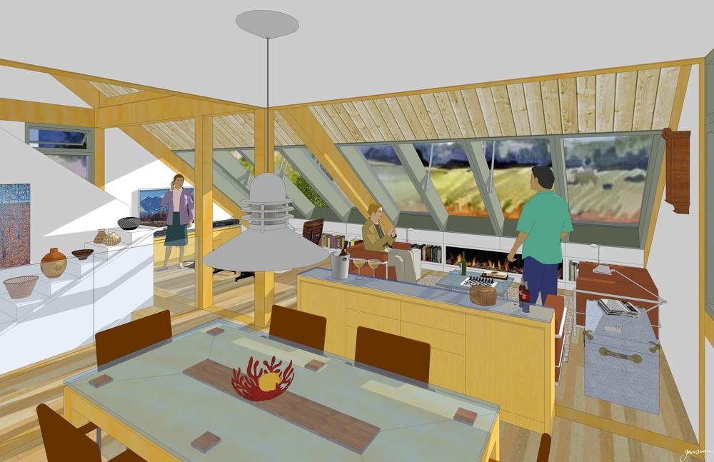 Interior Design / Space Planning U2014 The JWSA Studio / James W. Scalise    Architect / Scottsdale, AZ