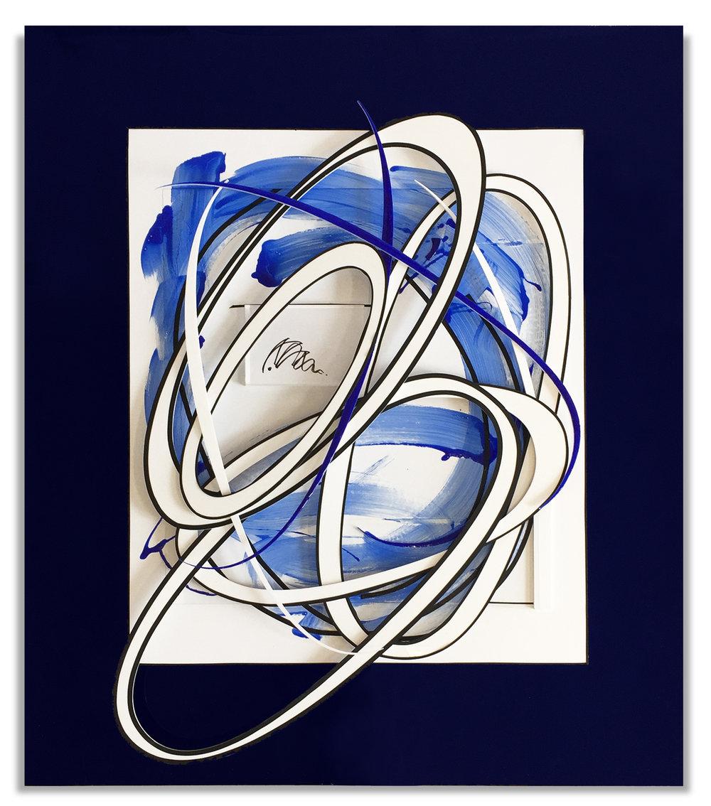 Blue Dab