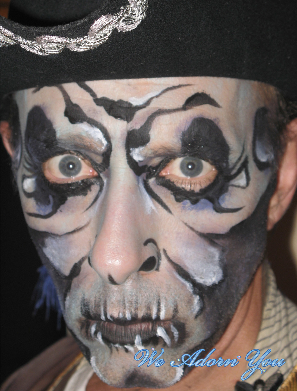 Face Painting Guy Pirate- We Adorn You.jpg