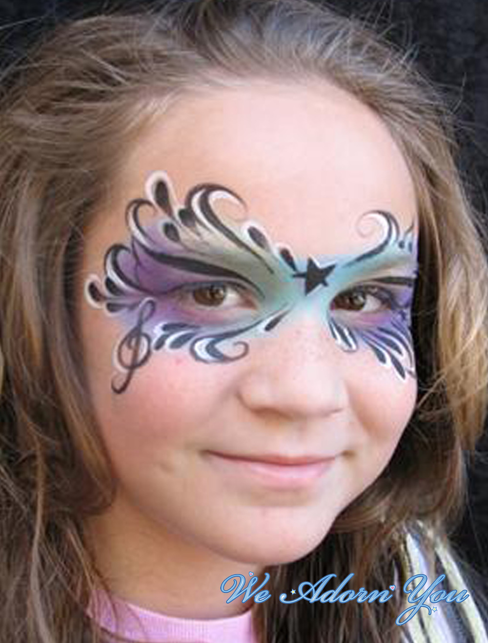 Face Painting Music Mask- We Adorn You.jpg