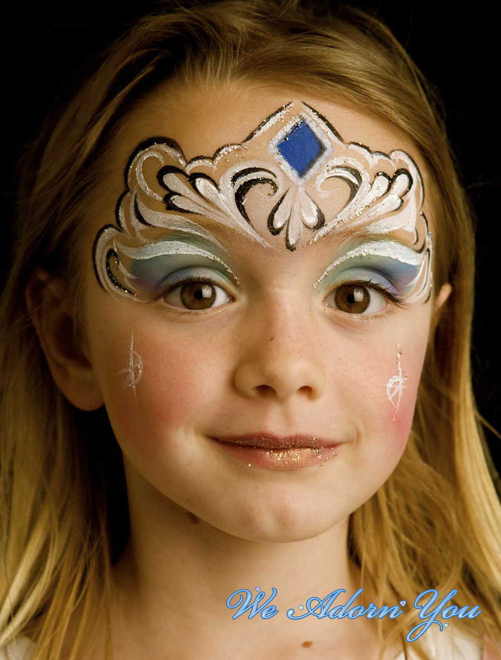 Face Painting Princess- We Adorn You.jpg