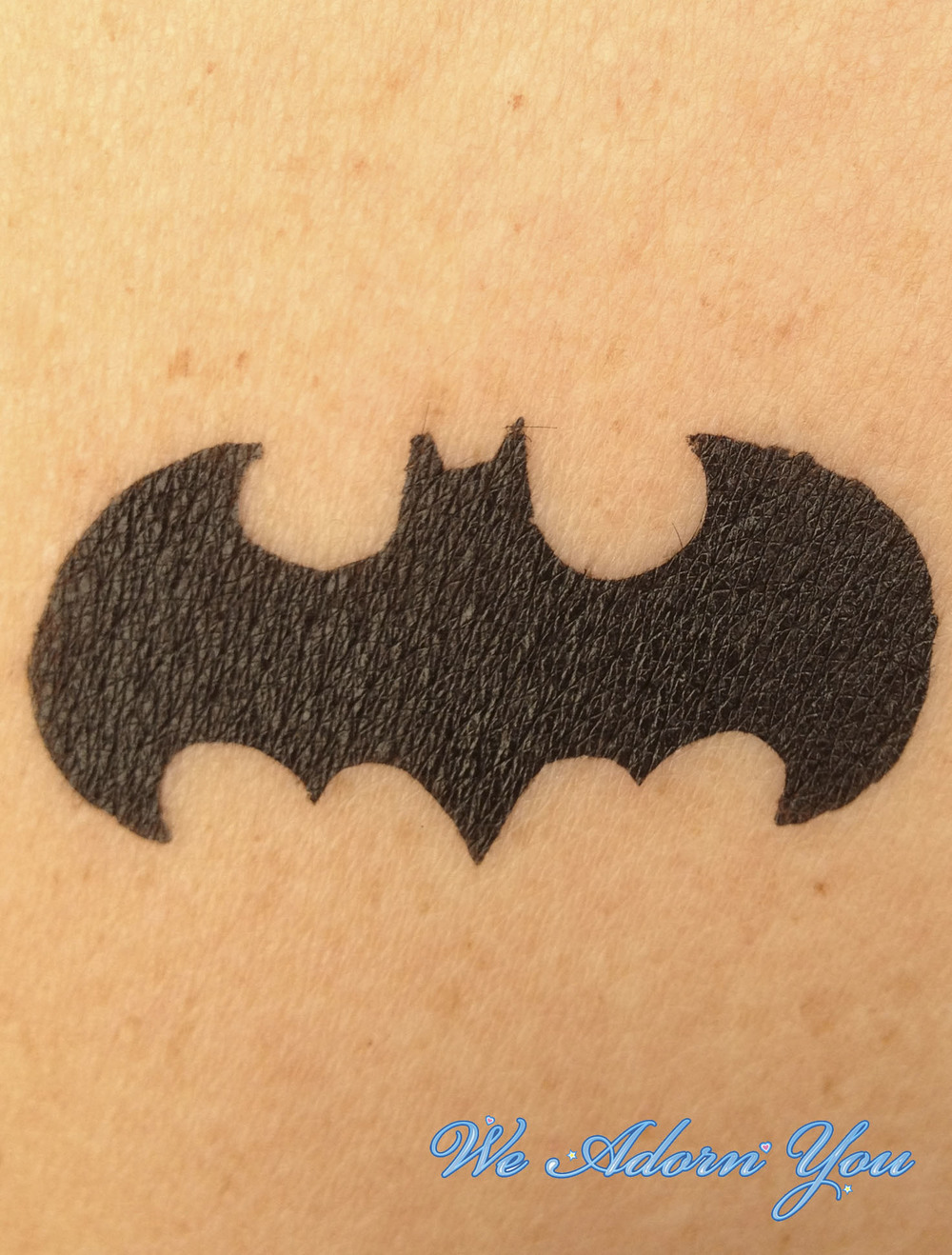 Airbrush Tattoo Batman - We Adorn You.jpg