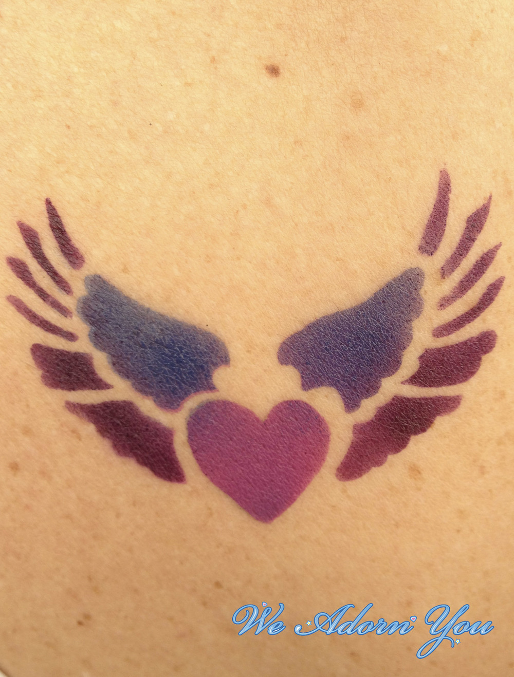 Airbrush Tattoo Heart Wings - We Adorn You.jpg