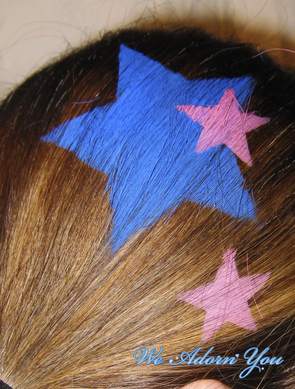 Hair Airbrush Multi Stars - We Adorn You.jpg