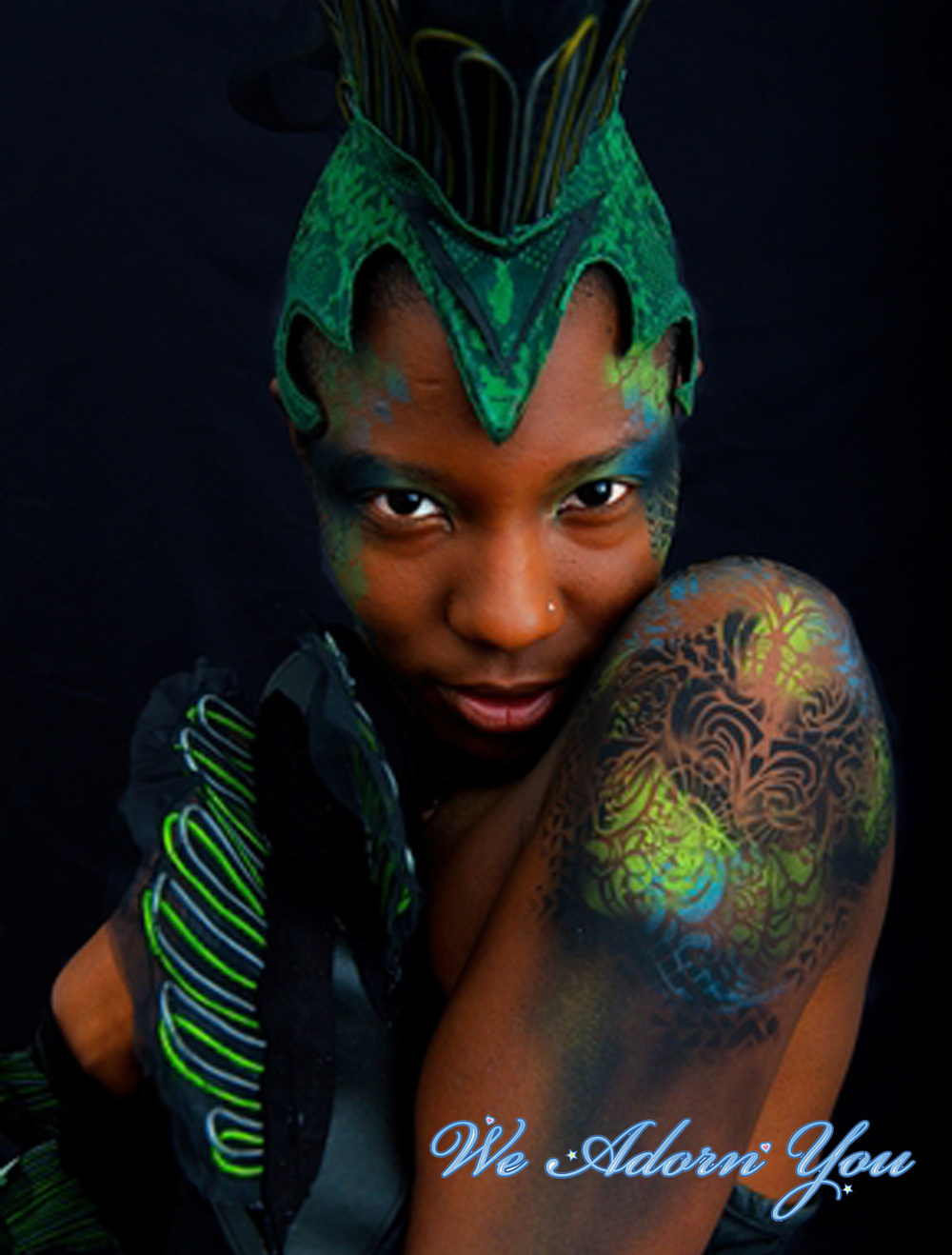 Body Painting Warrior - We Adorn You.jpg