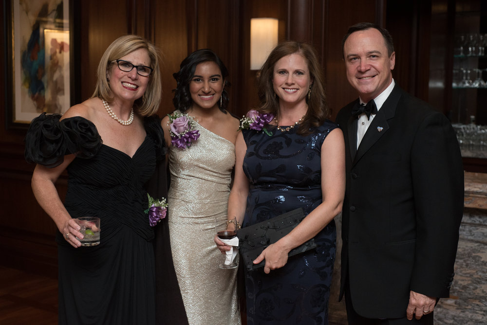 March of dimes heroines of washington ritz