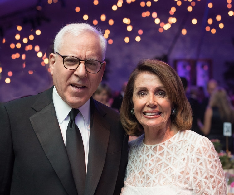 DC Event Photography The Kennedy Center Nancy Pelosi