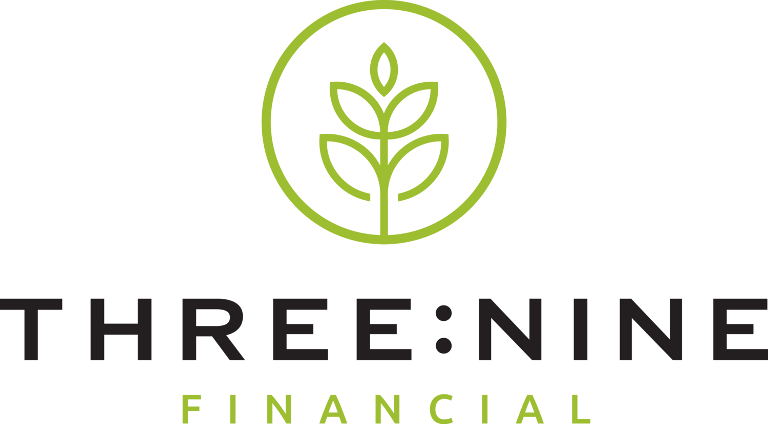 Three Nine Financial | Biblical Wealth Management