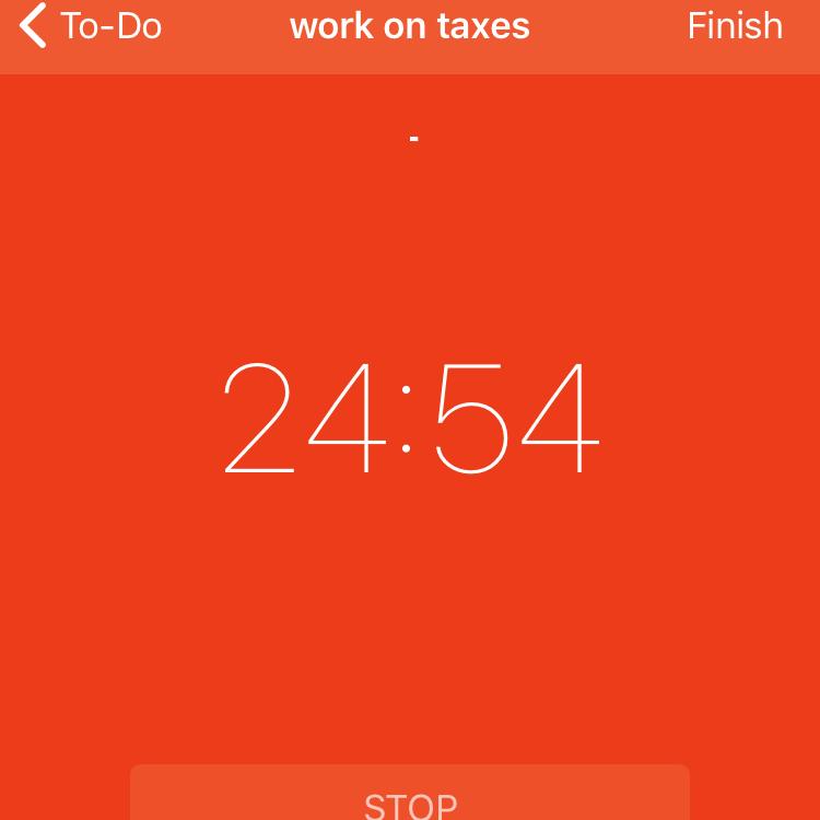 Pomodoro-Do App