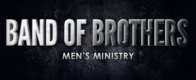 Band of Brothers is a Men's Ministry that meets on Sunday mornings at 9:15 AM. This is a wonderful way to begin your Sunday mornings before the church service.
