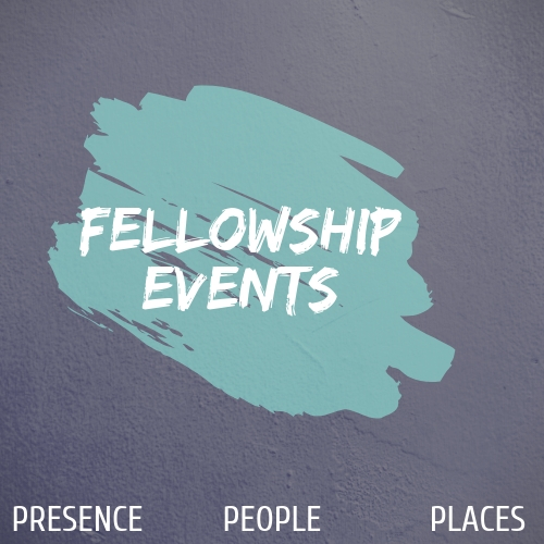 Just a few of the amazing things happening @ The Fellowship -