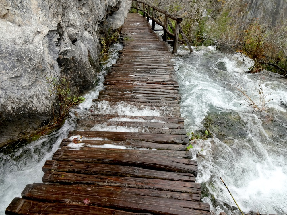 PLITVICE LAKES NATIONAL PARK, CROATIA - M.QUIGLEY