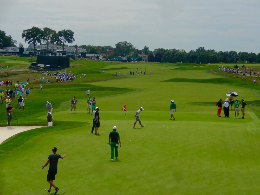 2016 US OPEN AT OAKMONT COUNTRY CLUB IN PITTSBURGH, PA - M.QUIGLEY