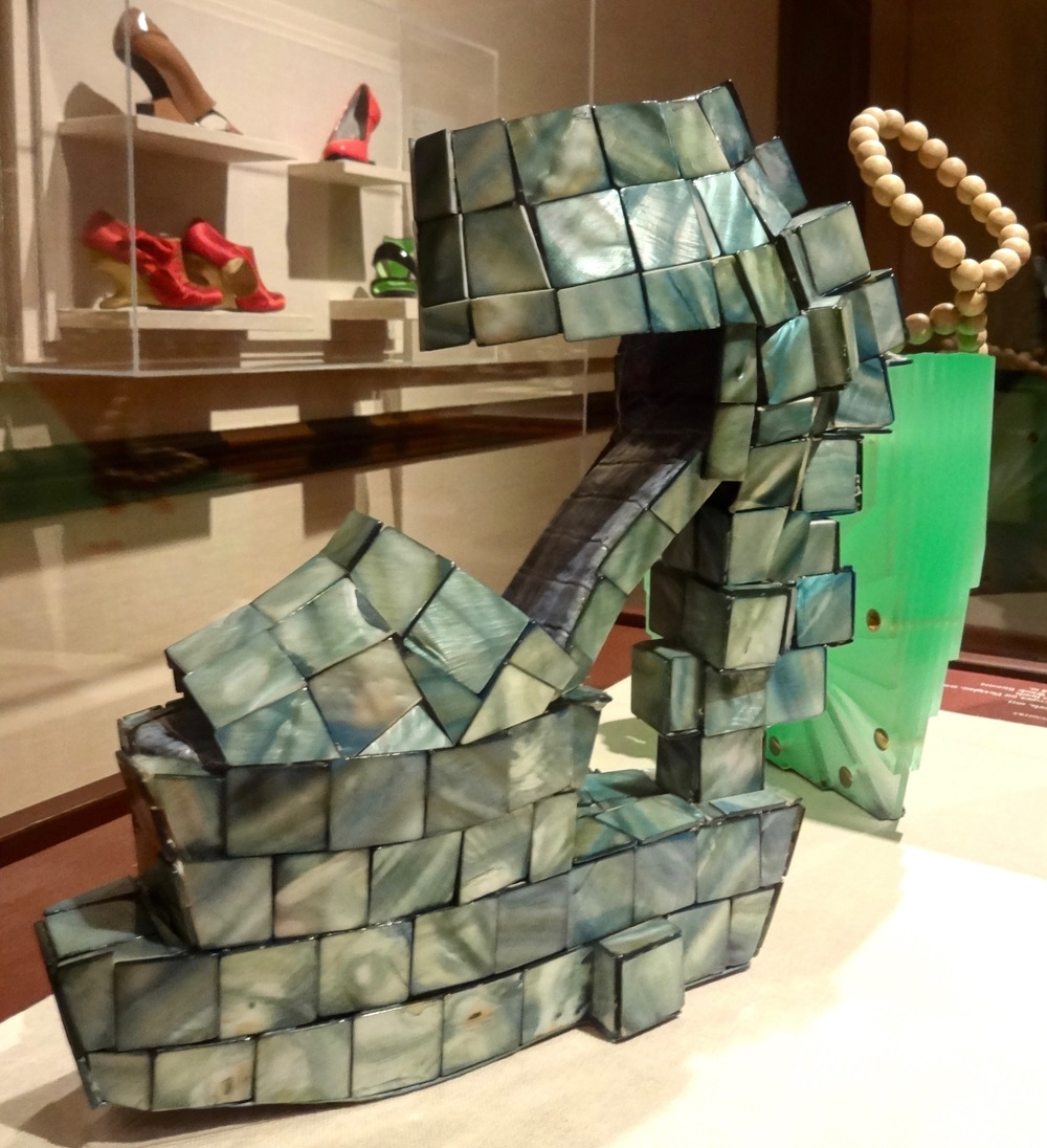 KILLER HEELS AT THE PITTSBURGH FRICK ART AND HISTORICAL CENTER - M.QUIGLEY