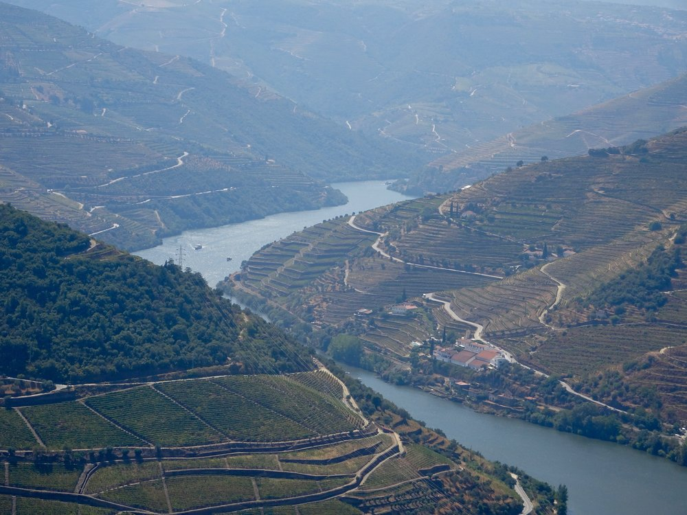 doesn't this speak for itself? douro river valley, portugal - m.quigley