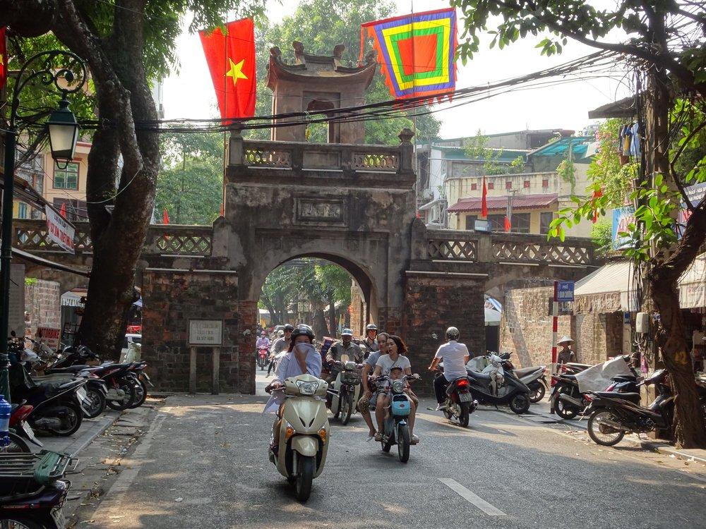 hanoi, vietnam - m.quigley