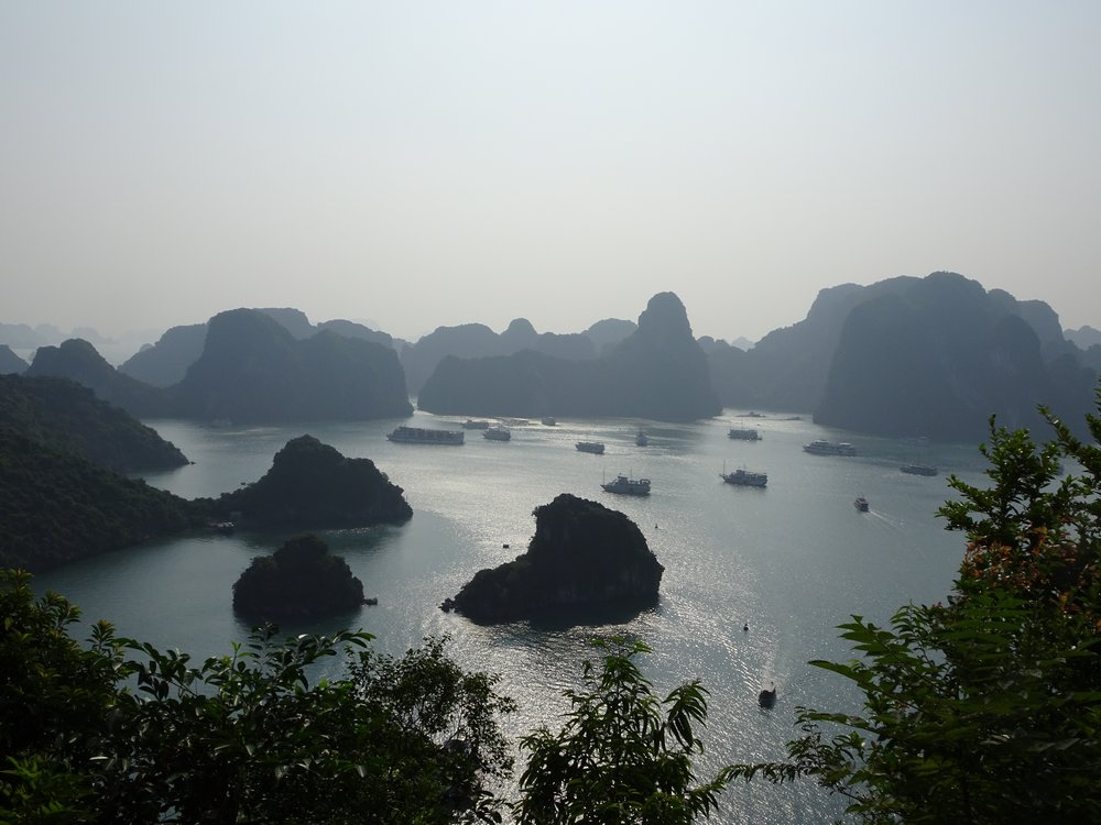 ha long bay, vietnam - m.quigley