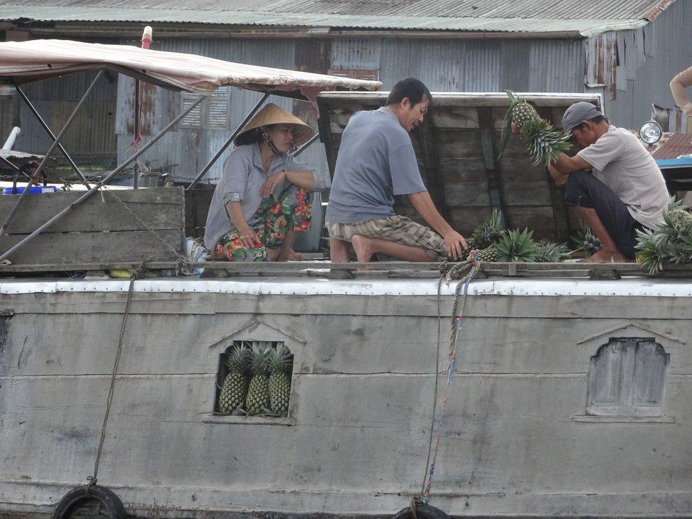 mekong river, vietnam - m.quigley
