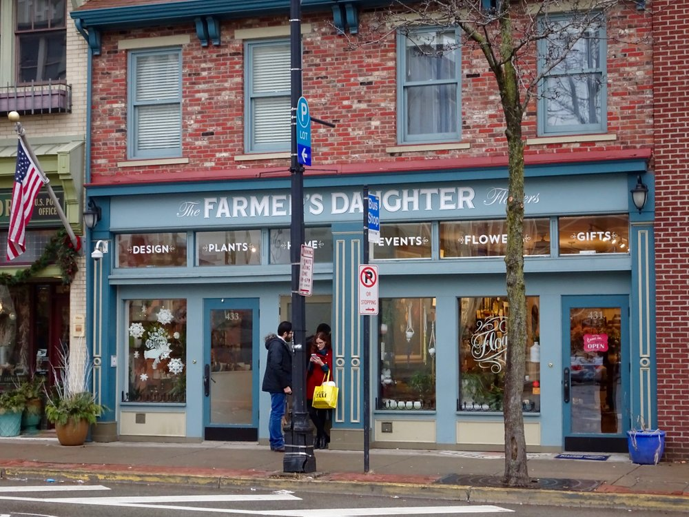 the farmer's daughter on the north side of pittsburgh