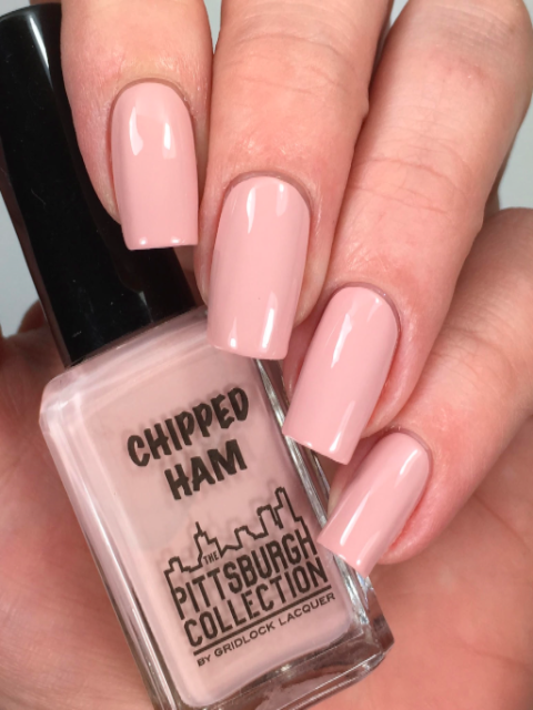 chipped ham - gridlock lacquer