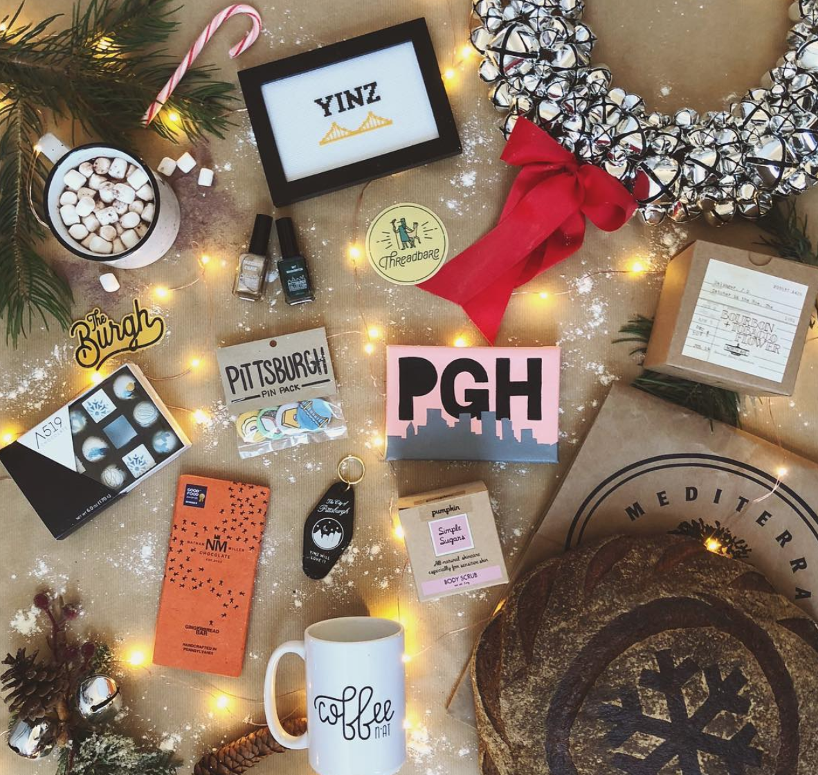 Enter Pittsburgh Holiday Giveaway to Win Local Goodies and Gifts!