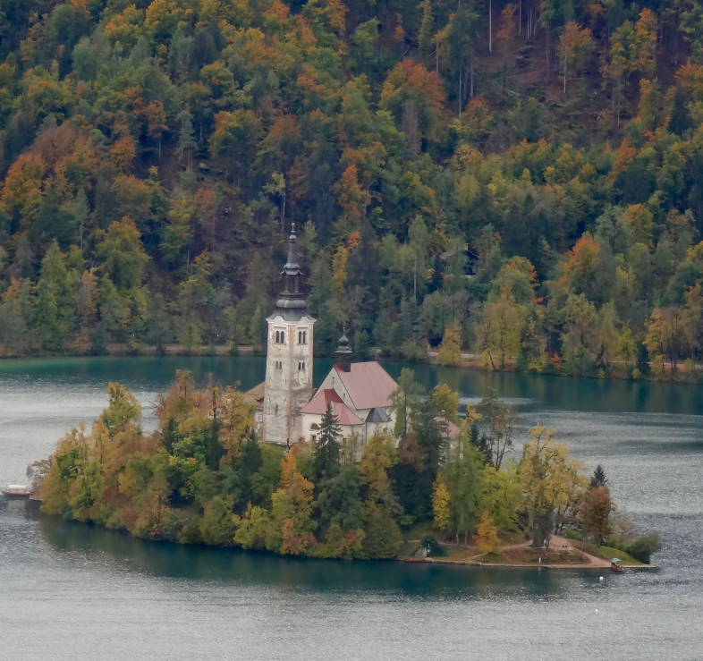 9 Incredible Things to See in Lake Bled