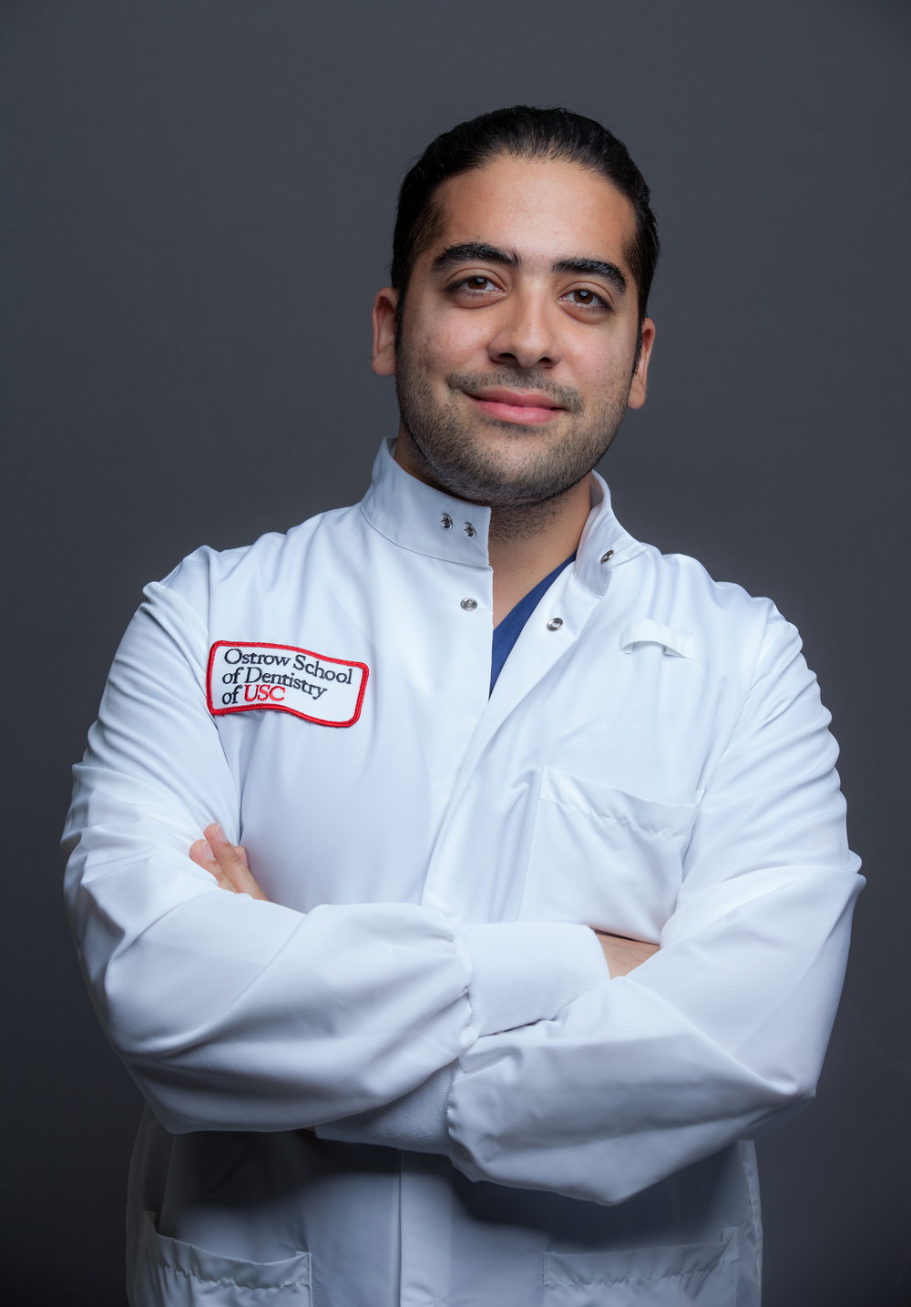 Mehrdad Ra. DDS Class of 2019 at the Herman Ostrow School of Dentistry of USC
