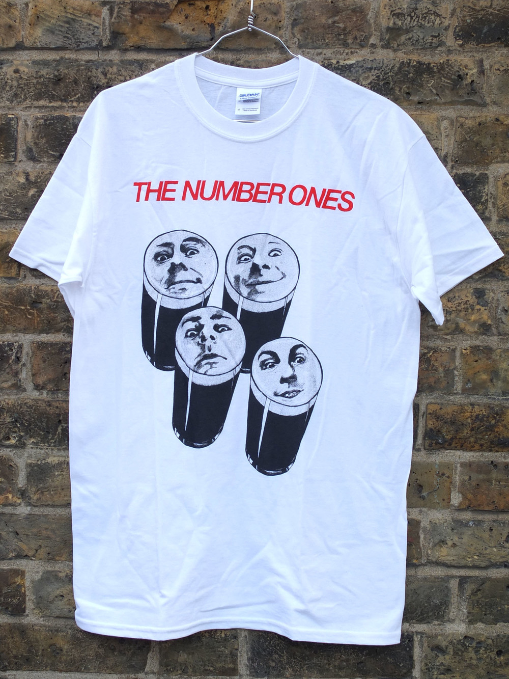 The Number Ones Screen Printed Guinness T-Shirt