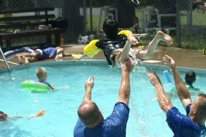Pool Time!!