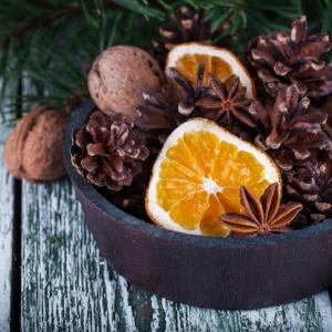 Almond Orange