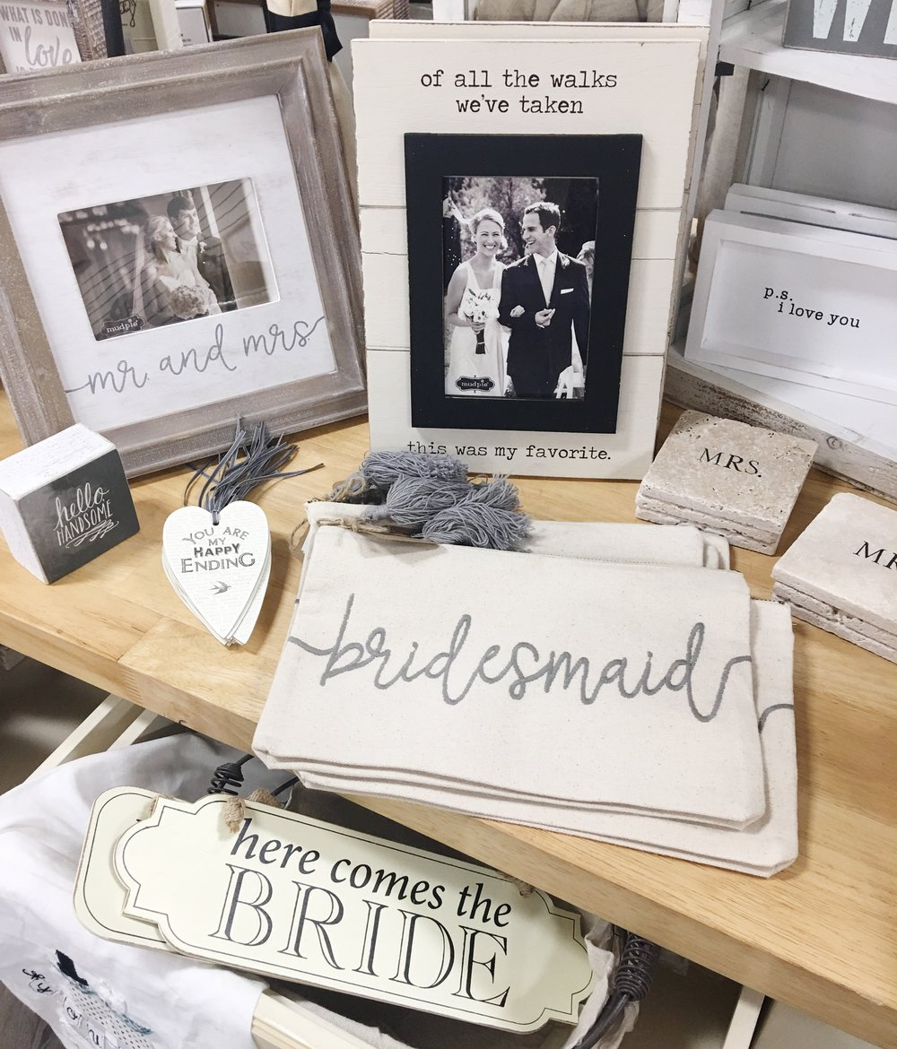 bridal wedding shower gifts