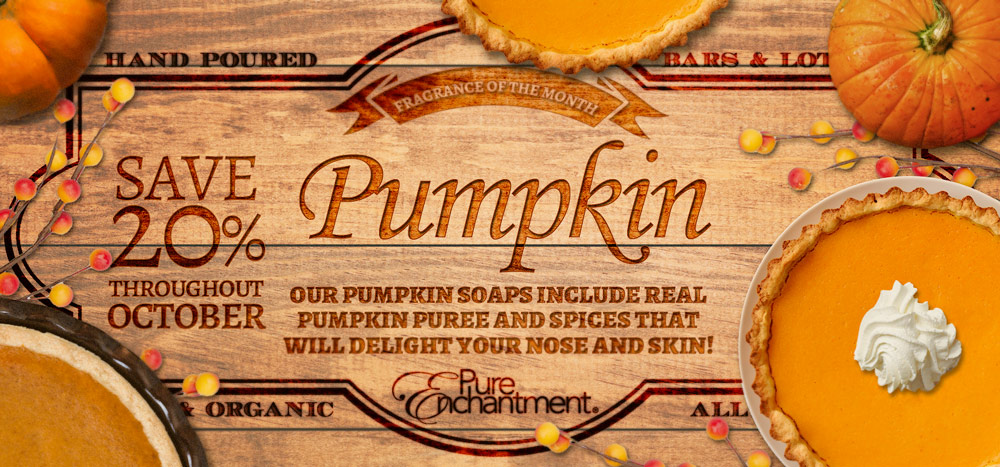 fragrance of october pumpkin pure enchantment