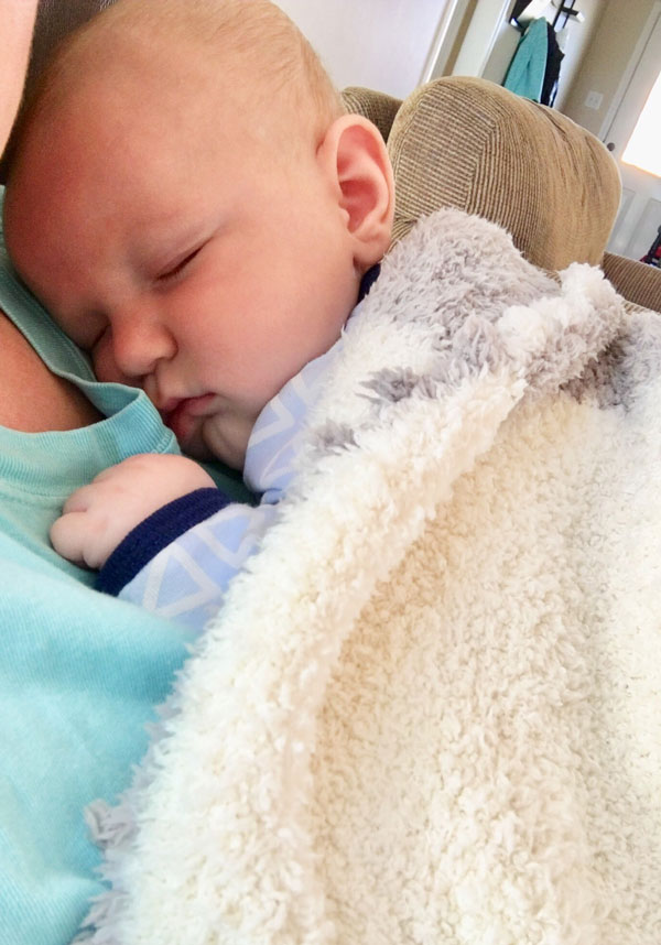 softest baby blankets barefoot dreams