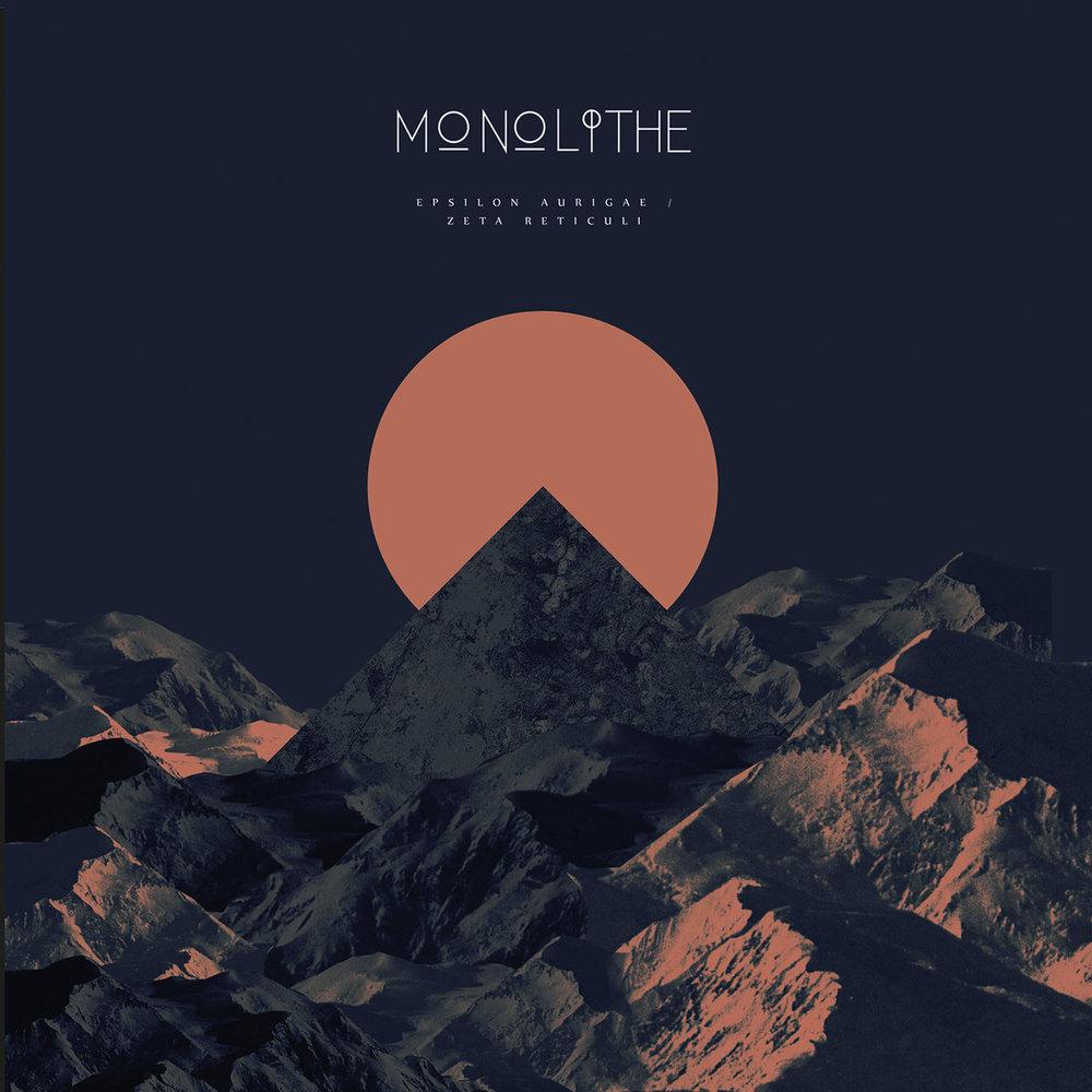 Monolithe • Epsilon Aurigae / Zeta Reticuli [3xLP]