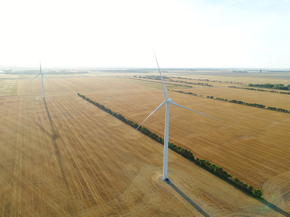 M3 Aerial Productions Wind Turbine Inspections
