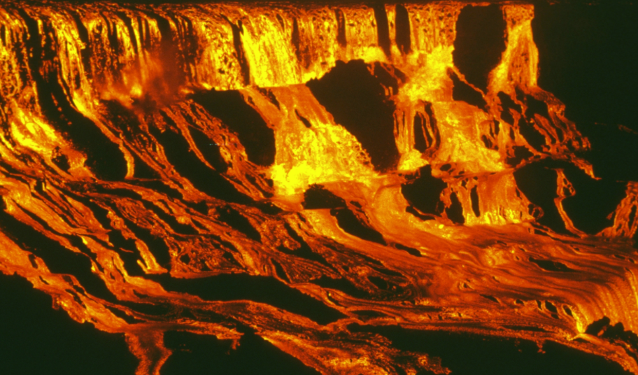 Lava flow taken using a drone.PNG