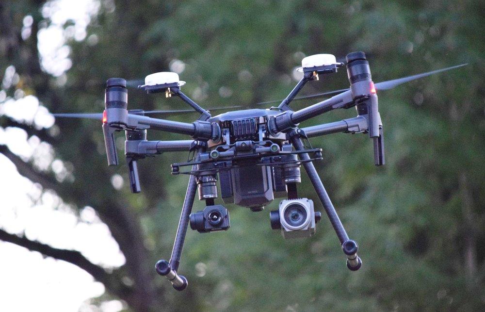 Multi-rotor: DJI Matrice 210 RTK