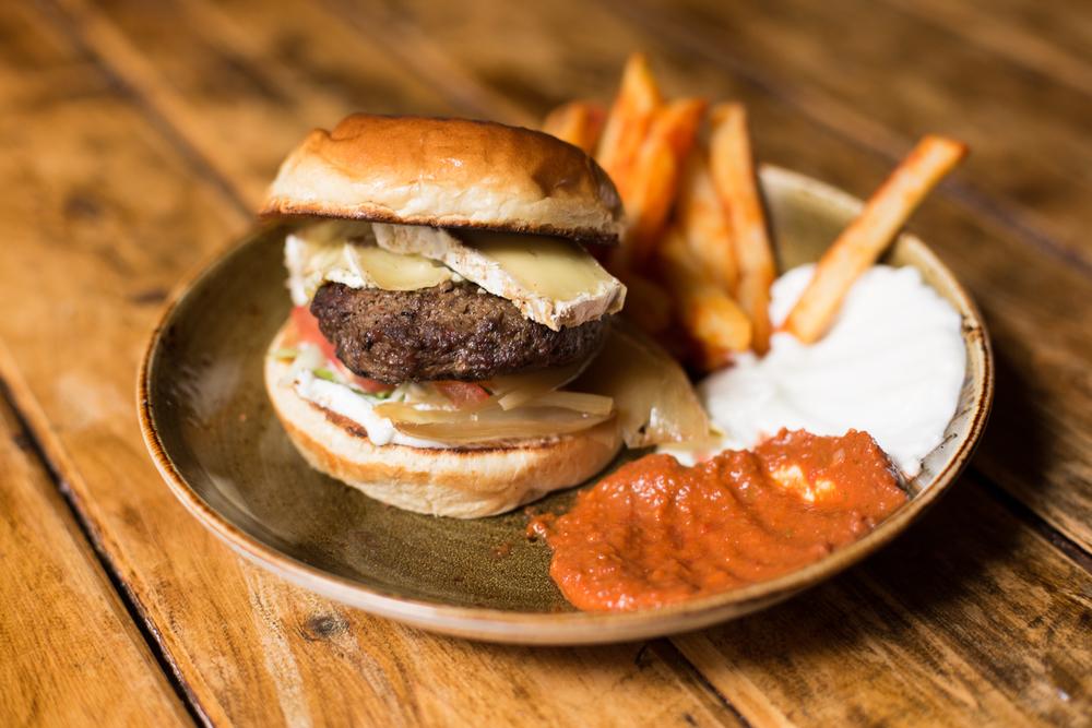 Merguez Burger