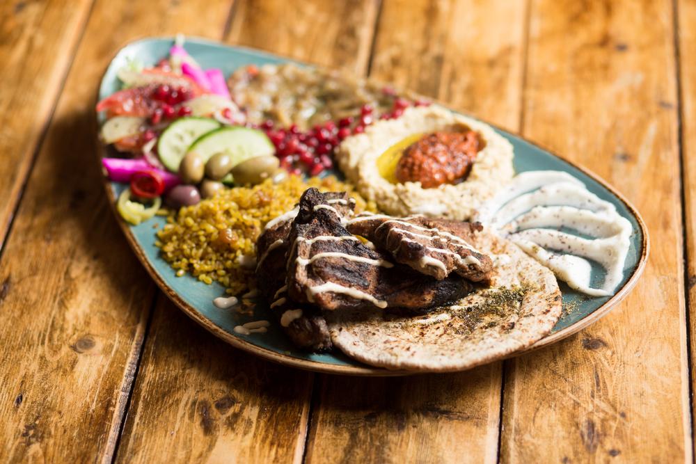 Lamb Chop Platter
