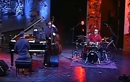Ingacio Berroa Trio in Zagreb