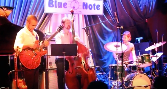 The Blue Note, NYC (bass solo included)