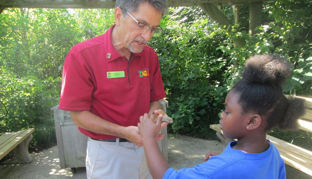 A trip to the Fort Wayne Children's Zoo was just one of many educational excursions our Summer Program students had the joy of experiencing.