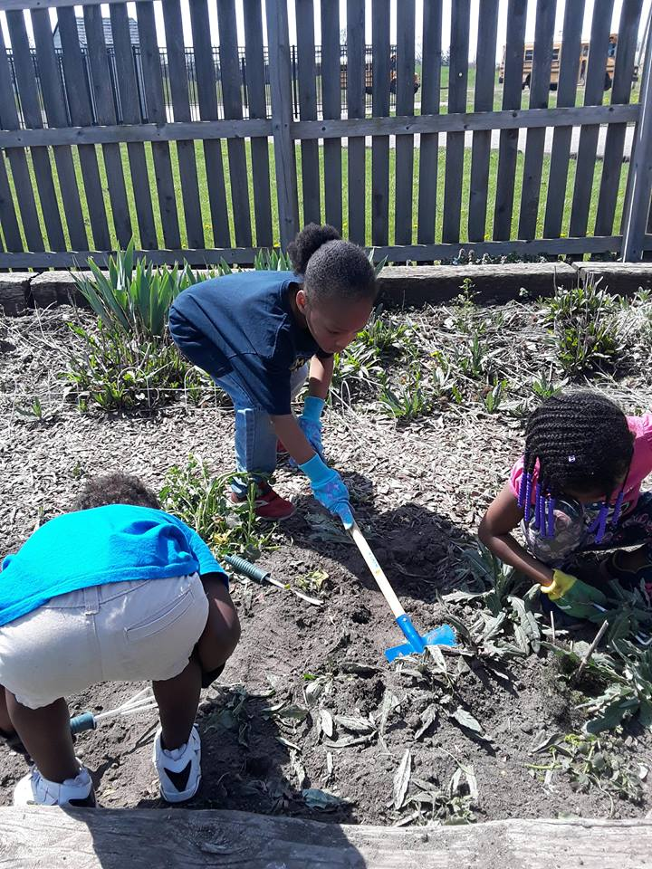 During the Summer we focus on STEM activities for our students. They work in the gardens, learn in the outdoor classroom, and raise and release butterflies. Just to name a few! This summer we have many more activities planned in our 6 week program.